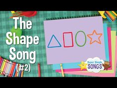 The Shape Song #2 | Super Simple Songs - YouTube