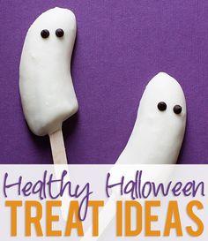 Healthy Halloween Treat Ideas  #howdoesshe #healthyhalloweentreatideas #healthyhalloweentreats