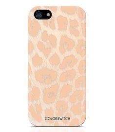 De Leopard Case van Colorswitch is een harde kunststof case met luipaardprint in hippe kleuren. De Colorswitch case wordt geleverd met een sticker met bijpassend design voor de voorkant. Hiermee krijg je in een handomdraai een gepersonaliseerde en fashionable iPhone! Download op de webshop de bijpassende achtergrond.