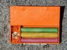 Shanti Incense Dhoop Gift Set