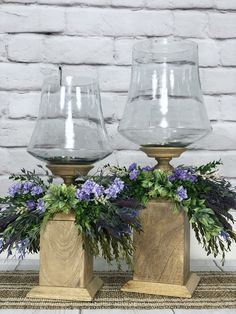 Candlelight Small Candle Holders, Small Candles, Faux Flower Arrangements, Faux Flowers, Artificial Flowers, Fountain, Table Decorations, Floral, Outdoor Decor