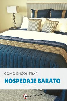 Hospedaje barato Comforters, Blanket, Bed, Home, Fuller House, Hotels, Apartments, Houses, Creature Comforts