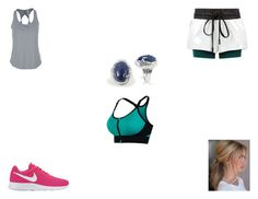 """""""smells like teen spirit part 2"""" by cassiemarie123 ❤ liked on Polyvore featuring No Ka'Oi, Under Armour, NIKE and BillyTheTree"""