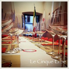 Laboratorio del Gusto Slow Food: i vini della Val di Vara