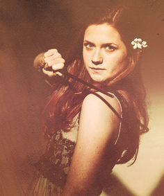 """GINNY WEASLEY   """"Anything's possible if you've got enough nerve."""""""