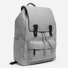 abc71d2946b Our popular Snap Backpack now in a beautiful, sturdy twill fabrication 100%  cotton twill