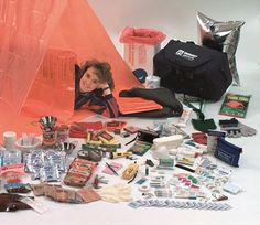 Survival Kit - 72 Hr. 2 Person Getaway - 72 Hour Kits - Survival Kits - Food Storage Product