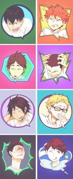Hinata looks like his going to cum and kageyama is excited abt it Haikyuu Hinata, Haikyuu Kageyama, Haikyuu Funny, Haikyuu Fanart, Haikyuu Anime, Anime Boys, Manga Anime, Me Anime, Haikyuu Volleyball