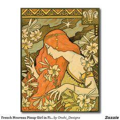 RETRO - Postcard - Design gestaltet von Onshi Designs.