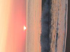 Vero Beach, Florida!! Sunrise on the beach