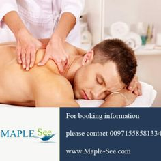 #Arabic & Russian Massage or Moroccan Steam Bath from Maple See Spa At one  point, we realize that we're past the spring chicken days of our youth and  our ...