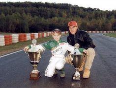 Michael Schumacher Sebastian Vettel Fórmula 1 (Foto: Reprodução)