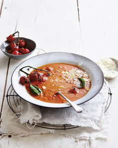 tuscan bean and tomato soup