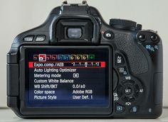 Basic HDR Settings for Canon 600D (Rebel T3i and should work on other Rebels) — James Woodward Photography