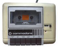 Commodore 64 datasette squeak squeak for half an hour