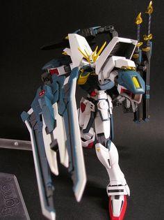 Swordsman God Gundam