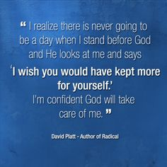 Quotes from David Pl...