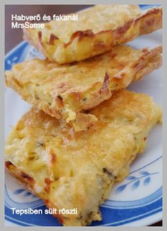 Potato Dishes, Special Recipes, Easter Crafts, Pasta Dishes, Ham, Cauliflower, Main Dishes, Vegetarian Recipes, Food And Drink