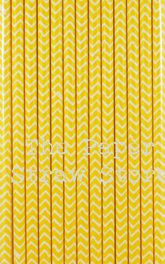 Yellow Chevrons