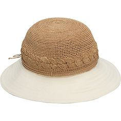 Helen Kaminski Sanchez 8 Nouget / naturais - Helen Kaminski Hats - Acessórios de Moda, Hats