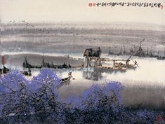 Fine Art Gallery &Du Yingqiang was born in Chenghai County, Guangdong Province in 1939.