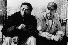 New Jersey Drive Photos with Spike Lee, Nick Gomez Spike Lee, New Jersey, Che Guevara, People, Movies, Photography, Bb, Photos, Photograph