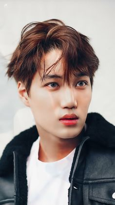 171228 L'optimum Thailand #EXO #KAI #PHOTOSHOOT #KIM #JONGIN #카이