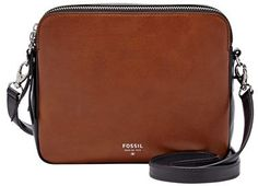 Fossil 'Sydney' Leather Crossbody Bag on shopstyle.co.uk