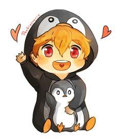 'Free Iwatobi Swim Club Nagisa Hazuki Chibi' Sticker by xiaokoong Anime Chibi, Chibi Kawaii, Chibi Boy, Cute Chibi, Anime Kawaii, Haikyuu Anime, Manga Anime, Otaku, Nagisa