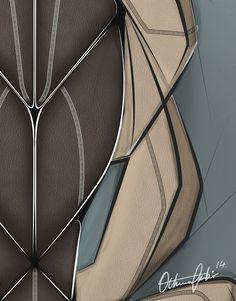 Automotive Interior Design - Luxury Sports Seat Design on Behance