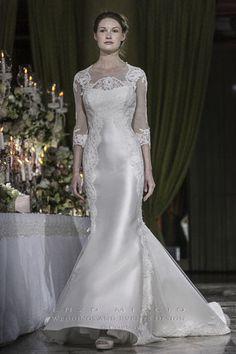 MARIA JOSE' wedding dress
