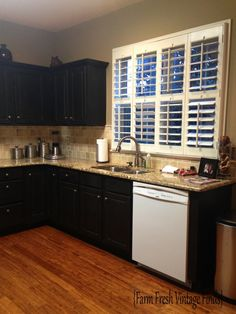 Elegant Painting thermofoil Kitchen Cabinets