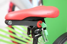 This is just one of the many new types of locks, that you could see at Eurobike. These guys can be really inventive. Can Opener, Inventions, Locks, Cycling, Bike, Guys, Bicycle Kick, Bicycle, Door Latches