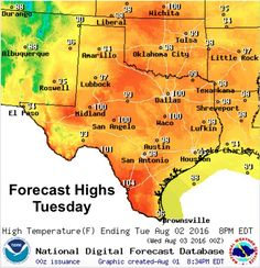 New post (The Dog Days of Summer....) has been published on Texas Storm Chasers.