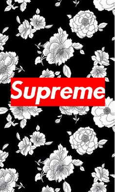 Supreme wallpaper ❤ 🖤 uploaded by bysamueldavila. Lock Screen Wallpaper, Cool Wallpaper, Mobile Wallpaper, Wallpaper Backgrounds, Iphone Wallpaper, Dope Wallpapers, Aesthetic Wallpapers, Tumblr Games, Iphone Hintegründe