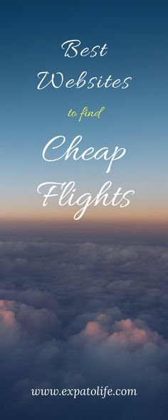 Flying is one of the most convenient ways to travel. In this article, I will reveal the best websites to find cheap flights! Ways To Travel, Travel Advice, Travel Tips, Travel Hacks, Travel Checklist, Travel Deals, Travel Guides, Travel Destinations, Find Cheap Flights