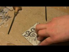 ▶ How to Carve Stamp Print Blocks 101 PART 4 with Milliande - YouTube