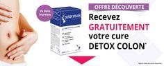 Offre découverte Detox Colon - Ineldea santé naturelle