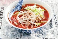 Kijk wat een lekker recept ik heb gevonden op Allerhande! Chinese tomatensoep