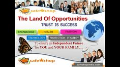 Safe Shop, Online Marketing, Knowledge, Technology, Health, Collection, Shopping, Fashion, Tech