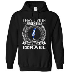I May Live in Argentina But I Was Made in Israel (V2)