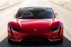 fullthrottleauto: Tesla Roadster 2018