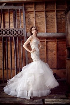 Lazaro trunk show October 2-4! http://www.stylemepretty.com/2015/09/10/lazaro-trunk-show/