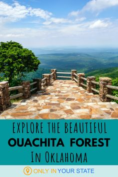 Enjoy The Best Of Nature At Ouachita National Forest In Oklahoma, Home To Over Acres Of Natural Beauty Need A Vacation, Vacation Places, Dream Vacations, Vacation Destinations, Vacation Trips, Vacation Ideas, Tourist Info, Colorado Hiking, Travel Oklahoma