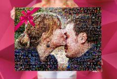 ФОТОМОЗАИКА из ваших фотографий на заказ • Оригинальный подарок • Сроки создания макета 2 дня • Печать на холсте • Доставка по России. Источник: http://www.lidart.ru/#!fotomozaika/cane