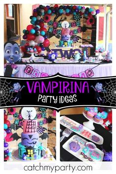 Get spooked with this fun Vampirina birthday party! The cake is incredible! See… Get spooked with this fun Vampirina birthday Birthday Games For Kids, Card Games For Kids, Birthday Party Games, 4th Birthday Parties, 2nd Birthday, Birthday Ideas, Princess Birthday, Birthday Celebration, Birthday Cakes