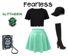Fearless - Slytherin
