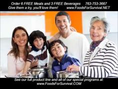 Introduction to GoFoods Monthly Food Budgeting  Try our delicious, easy to make, nutritious food with No MSG's or GMO's. Only the freshest and best, all organic, long term, survival food, Made in the USA. Check out the full product line: http://FoodsForSurvival.COM     Come Join Us ~ With GoFoods  No GMO'S                    ...
