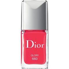 DIOR - Spring Look 2015 Kingdom Of Colors - Rouge Dior Vernis
