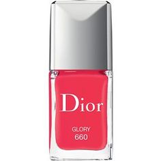 DIOR - Spring Look 2015 Kingdom Of Colors - Rouge Dior Vernis